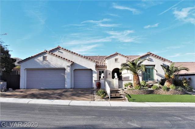 2237 Turner Falls, Henderson, NV 89044 (MLS #2167260) :: Signature Real Estate Group