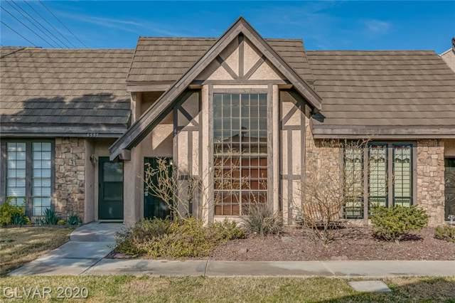 6553 Ironbark, Las Vegas, NV 89107 (MLS #2167282) :: Signature Real Estate Group