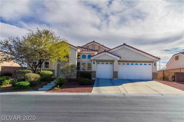 8341 Christinas Cove, Las Vegas, NV 89131 (MLS #2167347) :: Trish Nash Team