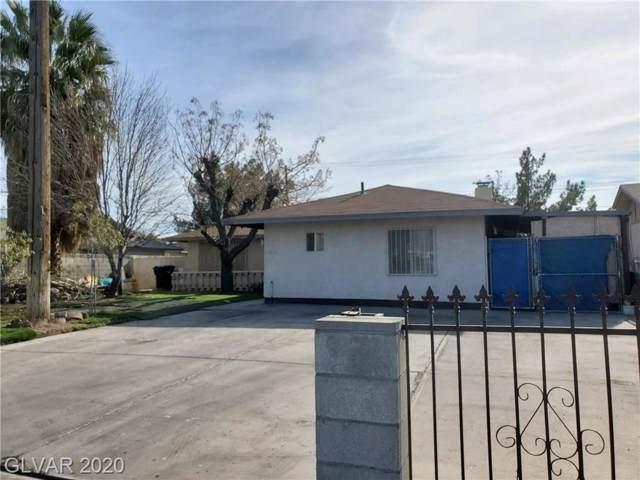 4408 Stewart, Las Vegas, NV 89110 (MLS #2167362) :: Signature Real Estate Group