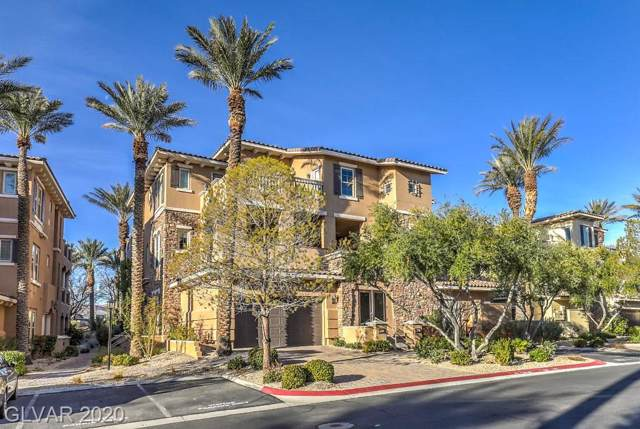 65 Luce Del Sole #2, Henderson, NV 89011 (MLS #2167384) :: Performance Realty