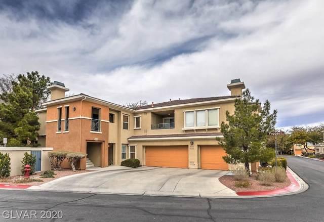 831 Sunrise Peak #101, Las Vegas, NV 89144 (MLS #2167427) :: Billy OKeefe | Berkshire Hathaway HomeServices