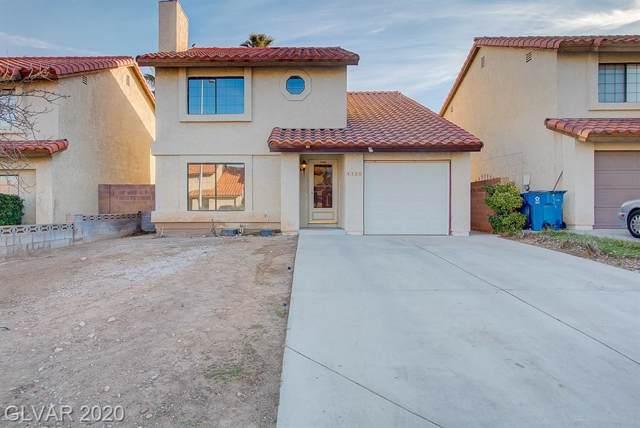 6725 Waterville, Las Vegas, NV 89107 (MLS #2167450) :: Signature Real Estate Group