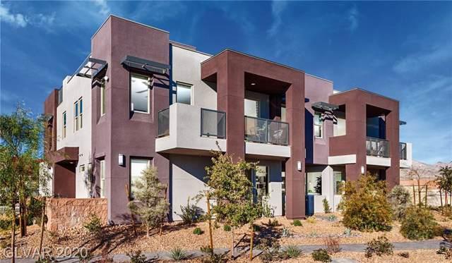 11302 Kraft Mountain #103, Las Vegas, NV 89135 (MLS #2167462) :: Billy OKeefe | Berkshire Hathaway HomeServices