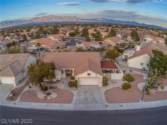 8748 Sundial, Las Vegas, NV 89134 (MLS #2167464) :: Signature Real Estate Group