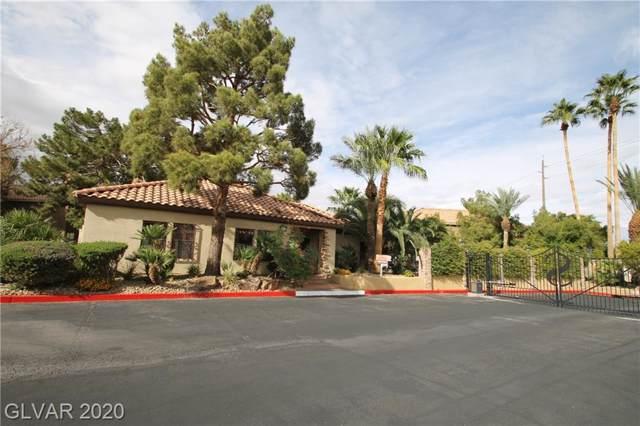 3135 Mojave Road #248, Las Vegas, NV 89121 (MLS #2167520) :: Helen Riley Group | Simply Vegas