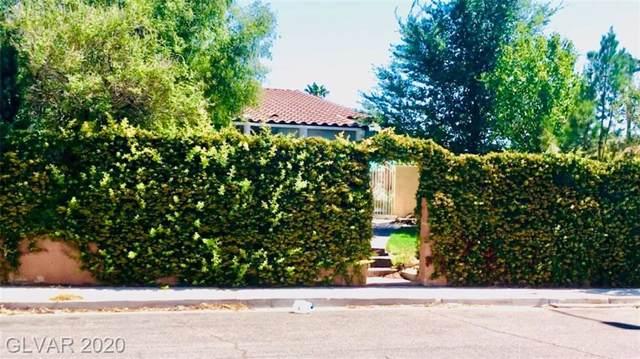 3152 Sundown, Las Vegas, NV 89169 (MLS #2167537) :: Hebert Group | Realty One Group