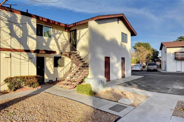 2341 Cardiff D, Las Vegas, NV 89108 (MLS #2167555) :: Hebert Group | Realty One Group