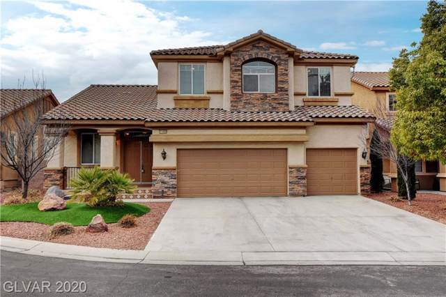 11489 Steponia Bay, Las Vegas, NV 89141 (MLS #2167572) :: Billy OKeefe | Berkshire Hathaway HomeServices