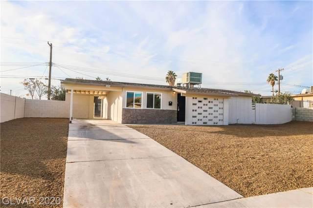 2267 Palma Vista, Las Vegas, NV 89169 (MLS #2167578) :: Trish Nash Team