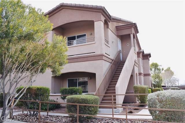 5751 E Hacienda #264, Las Vegas, NV 89122 (MLS #2167590) :: Performance Realty