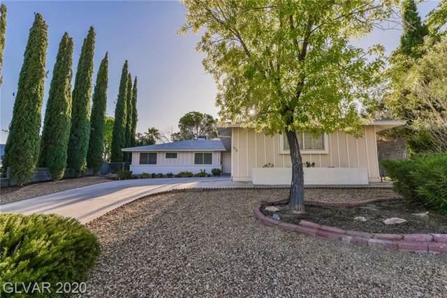 610 Bryant, Boulder City, NV 89005 (MLS #2167614) :: Signature Real Estate Group