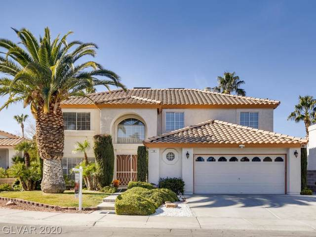 739 Spruce Tree, Henderson, NV 89014 (MLS #2167620) :: Signature Real Estate Group