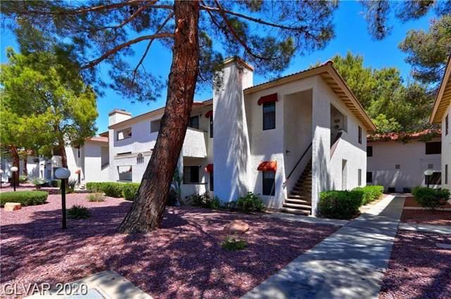 6651 Tropicana Avenue #102, Las Vegas, NV 89103 (MLS #2167631) :: The Shear Team