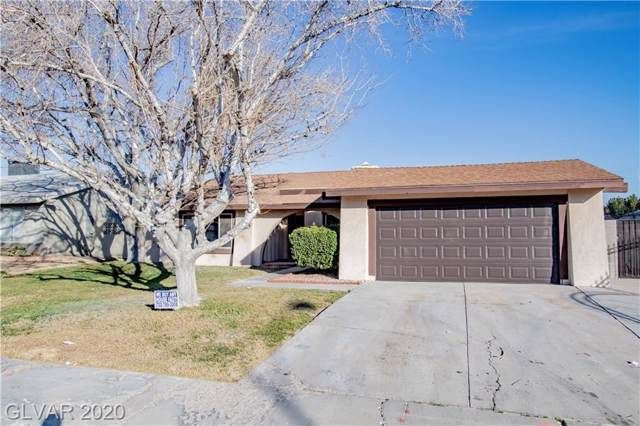 2800 Boise, Las Vegas, NV 89121 (MLS #2167655) :: Hebert Group | Realty One Group