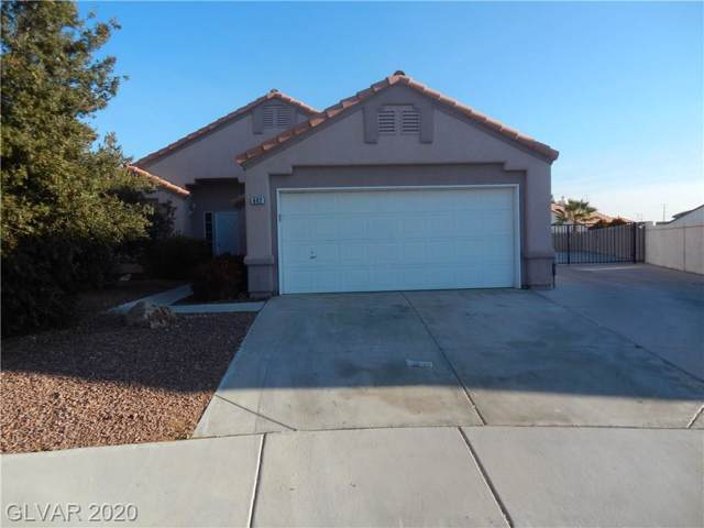 602 Zalataia, North Las Vegas, NV 89031 (MLS #2167667) :: Hebert Group | Realty One Group