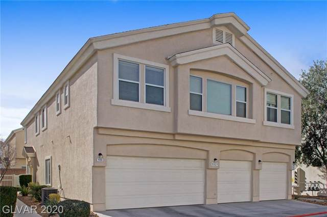 5521 Jackpot Winner #103, Las Vegas, NV 89122 (MLS #2167672) :: Signature Real Estate Group