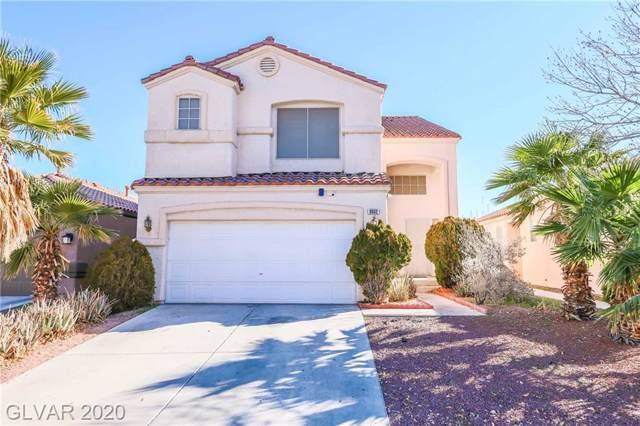 9532 Flying Eagle Lane, Las Vegas, NV 89123 (MLS #2167690) :: Jeffrey Sabel