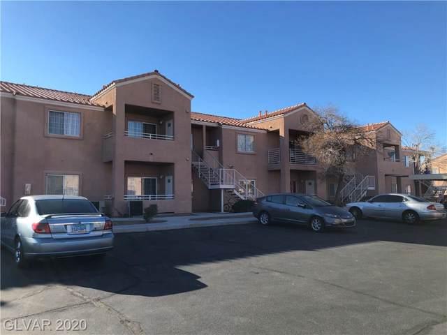3318 N Decatur #1035, North Las Vegas, NV 89081 (MLS #2167718) :: Performance Realty