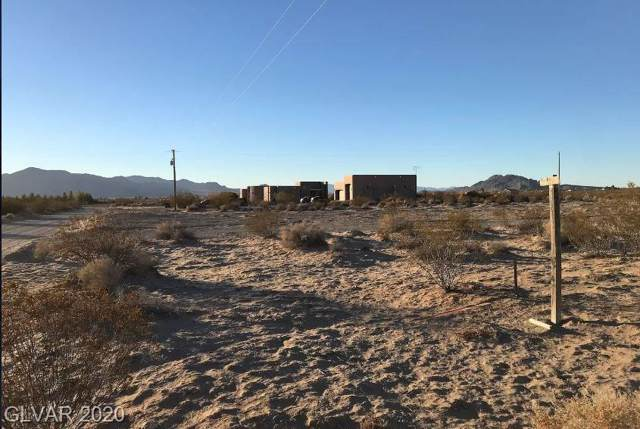 0 Woods Avenue, Sandy Valley, NV 89019 (MLS #2167730) :: ERA Brokers Consolidated / Sherman Group