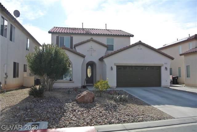 4441 Santa Clarita, North Las Vegas, NV 89115 (MLS #2167734) :: Trish Nash Team