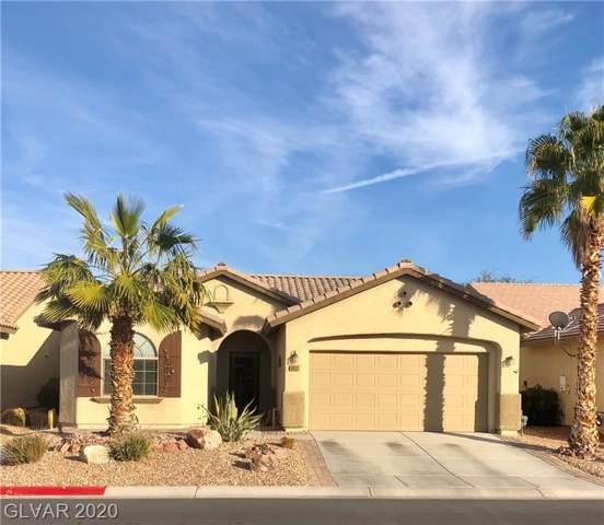 3632 Tack, Las Vegas, NV 89122 (MLS #2167735) :: Signature Real Estate Group