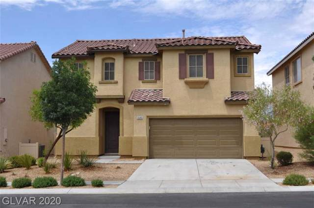 5545 Ayers Cliff, North Las Vegas, NV 89081 (MLS #2167777) :: Trish Nash Team