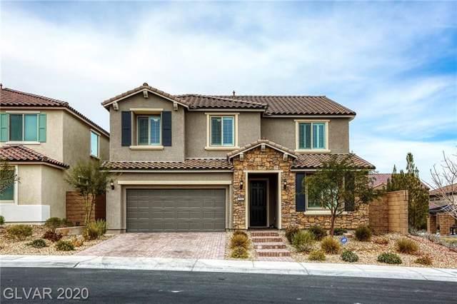 9966 Shadow Landing, Las Vegas, NV 89166 (MLS #2167782) :: Billy OKeefe   Berkshire Hathaway HomeServices