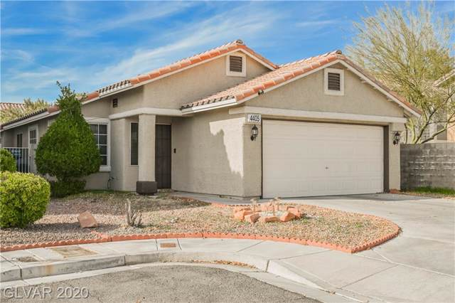 4405 Wild Honey, Las Vegas, NV 89147 (MLS #2167804) :: Trish Nash Team