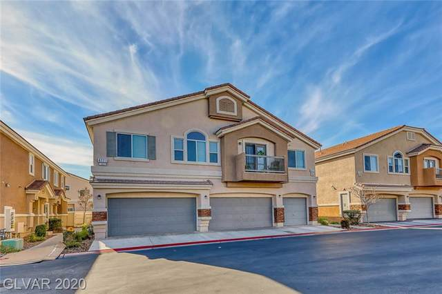 4771 Straight Flush #101, Las Vegas, NV 89122 (MLS #2167812) :: Signature Real Estate Group