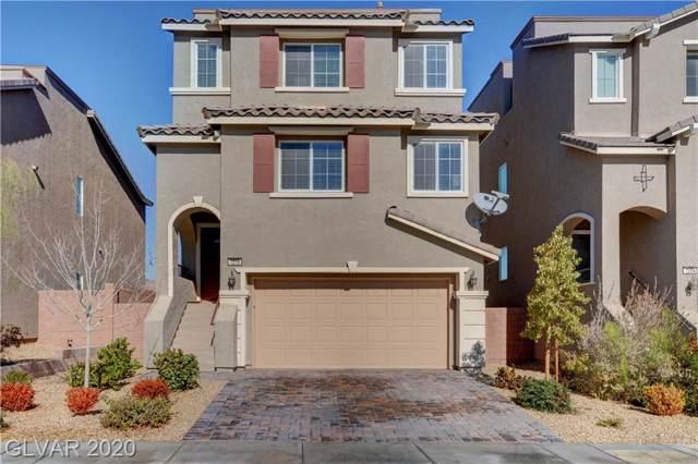 7210 Sterling Rock, Las Vegas, NV 89178 (MLS #2167840) :: Performance Realty