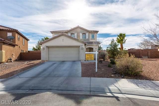 2825 Cedar Bird, North Las Vegas, NV 89084 (MLS #2167860) :: Trish Nash Team