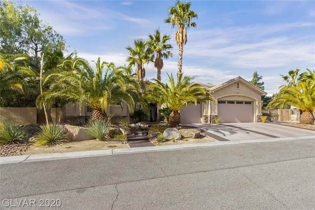 6025 Crystal Brook, Las Vegas, NV 89149 (MLS #2167862) :: Trish Nash Team