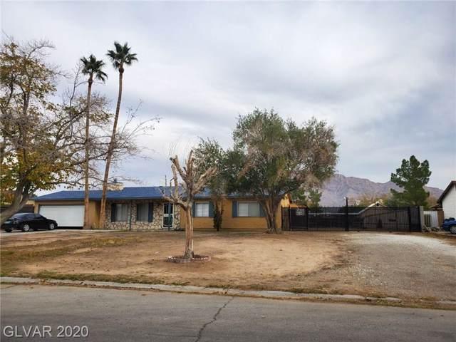 822 Crazyhorse, Las Vegas, NV 89110 (MLS #2167871) :: Team Michele Dugan