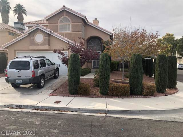 7045 Ovation, Las Vegas, NV 89119 (MLS #2167878) :: Trish Nash Team