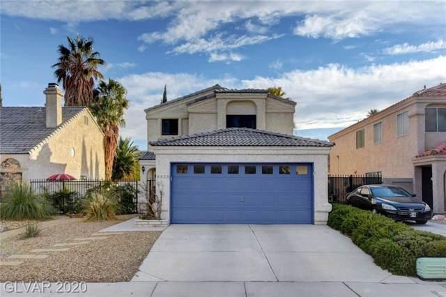 6629 Canyon Cove, Las Vegas, NV 89108 (MLS #2167888) :: Trish Nash Team