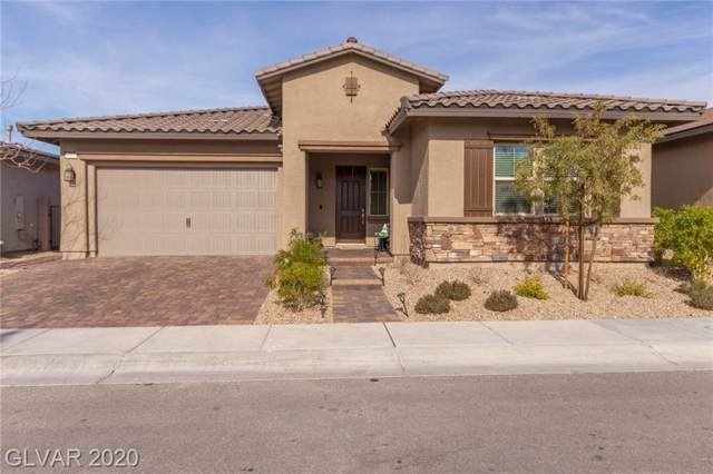 420 Turtle Mesa, Henderson, NV 89011 (MLS #2167931) :: Trish Nash Team