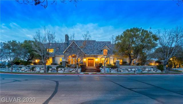 1363 Opal Valley, Henderson, NV 89052 (MLS #2167962) :: Signature Real Estate Group