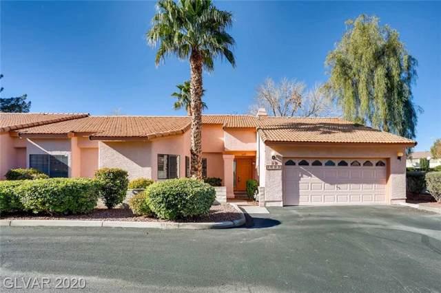 2699 Aldonza Drive, Henderson, NV 89014 (MLS #2167996) :: Signature Real Estate Group