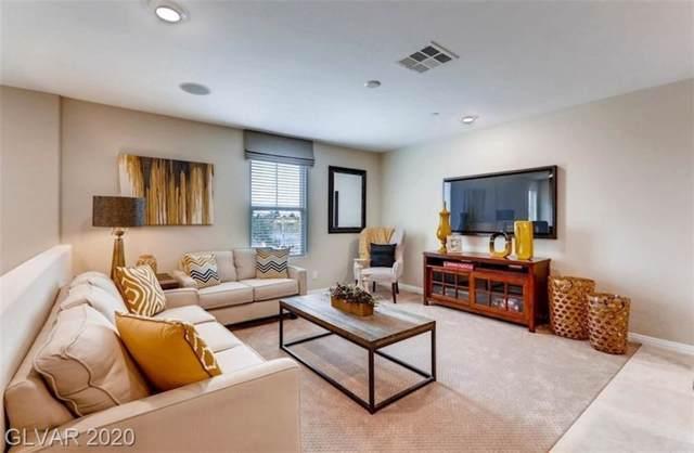 4599 Dover Straight Lot 175, Las Vegas, NV 89115 (MLS #2168022) :: Trish Nash Team