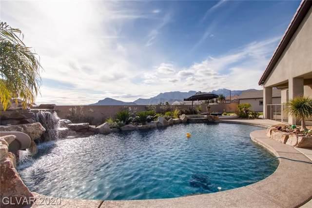 9265 La Mancha, Las Vegas, NV 89149 (MLS #2168026) :: Trish Nash Team