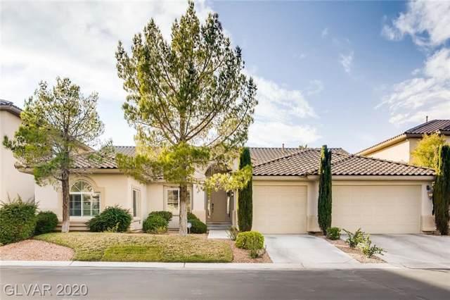 10607 San Palatina, Las Vegas, NV 89141 (MLS #2168050) :: Billy OKeefe | Berkshire Hathaway HomeServices