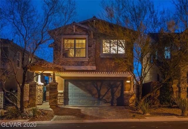 10733 Noble Mesa, Las Vegas, NV 89166 (MLS #2168065) :: Billy OKeefe | Berkshire Hathaway HomeServices