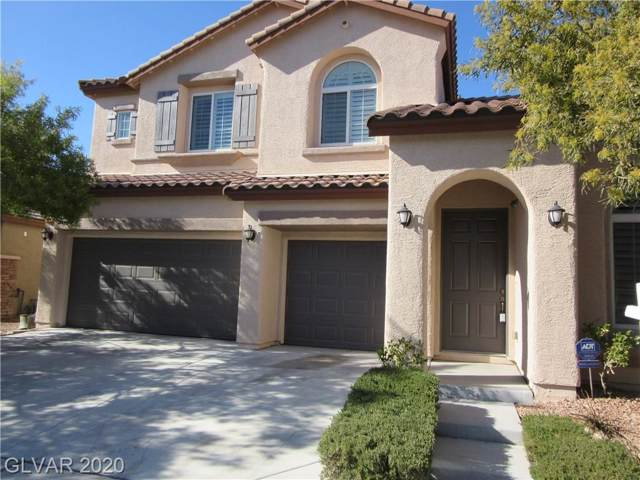 7641 Heavenly Peak, Las Vegas, NV 89166 (MLS #2168073) :: Billy OKeefe | Berkshire Hathaway HomeServices