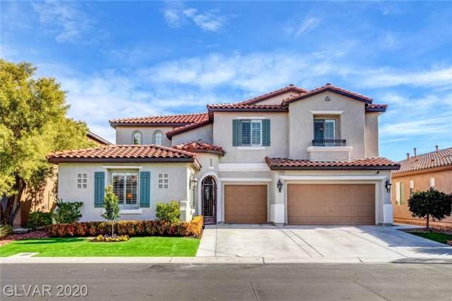 9938 Keifer Valley, Las Vegas, NV 89178 (MLS #2168079) :: Billy OKeefe | Berkshire Hathaway HomeServices