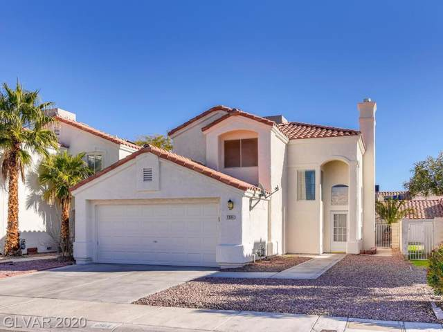 1504 Bonnie Castle, Las Vegas, NV 89108 (MLS #2168091) :: Billy OKeefe | Berkshire Hathaway HomeServices