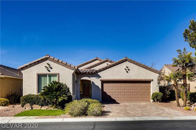 2307 Desert Fox, Henderson, NV 89052 (MLS #2168103) :: Billy OKeefe   Berkshire Hathaway HomeServices