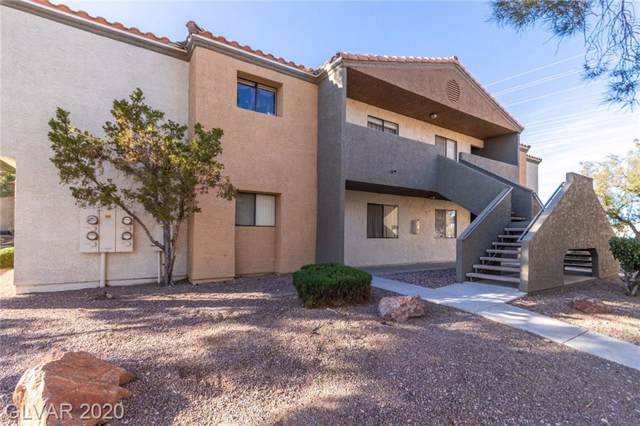 3151 Soaring Gulls #2017, Las Vegas, NV 89128 (MLS #2168123) :: Hebert Group | Realty One Group
