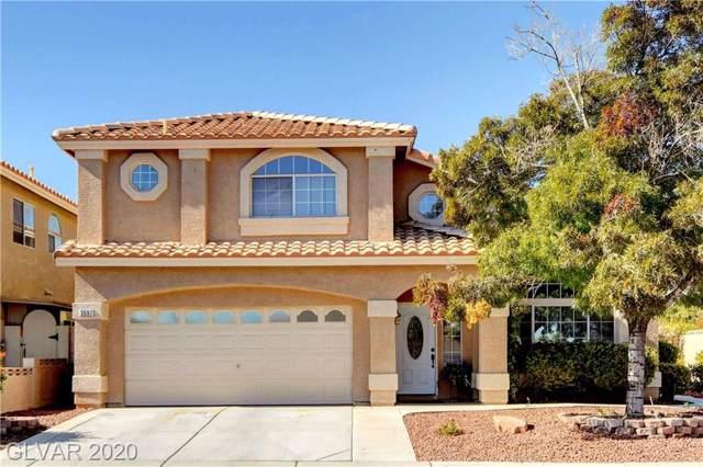 3597 Mountain Valley, Las Vegas, NV 89129 (MLS #2168136) :: Trish Nash Team