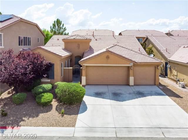 9657 Padre Peak, Las Vegas, NV 89178 (MLS #2168169) :: Billy OKeefe | Berkshire Hathaway HomeServices